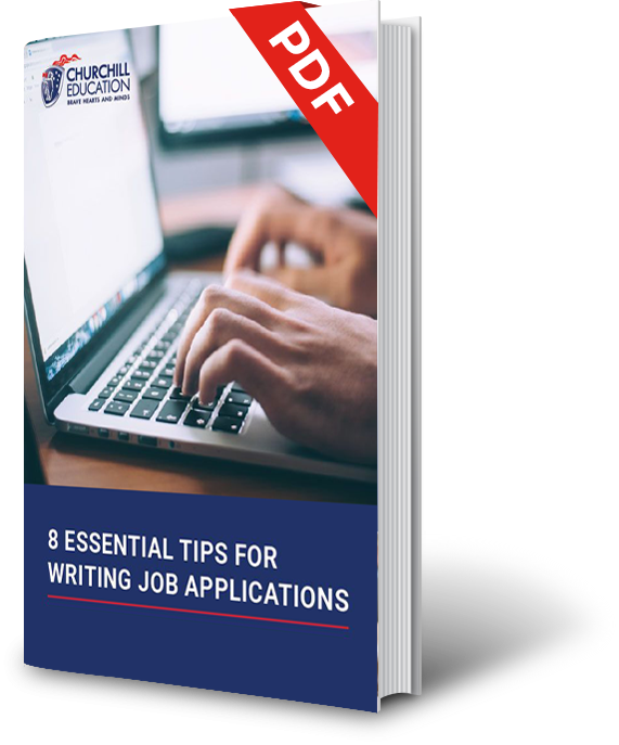 essential tips for writing job applications