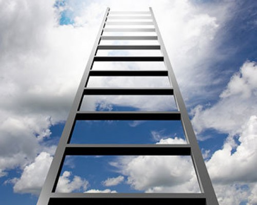 Climbing the ladder: 5 Tips to Move up With Momentum