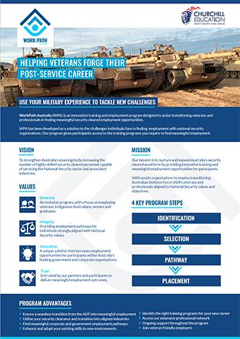 WPA Brochure Download