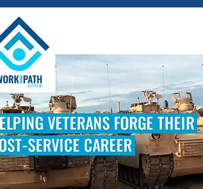 Helping Veterans Forge Their Post-Service Career
