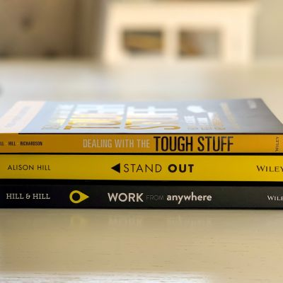 Book Giveaway: Dealing with Tough Stuff