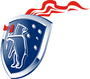 Churchill Education Logo Shield